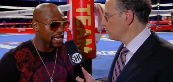 #SaWakas: Floyd Mayweather Jr. Wants A Piece Of Manny Pacquiao On May 2, 2015!