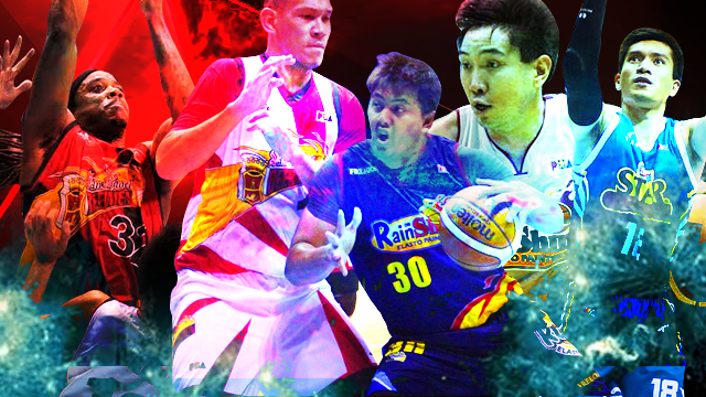 10 Must-See Matchups In The 2015 PBA Governors' Cup Semifinals