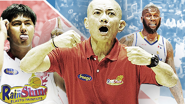 Ivan Johnson Vs. Yeng Guiao And 3 Other 'Extracurricular' Activities That Spiced Up Game 1 Of The PBA Commissioner's Cup Finals