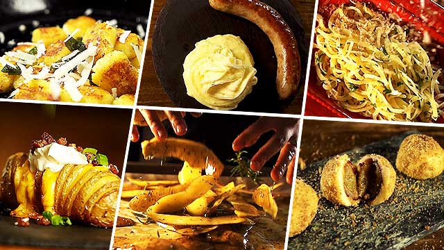 14 Ways To Transform The Humble Potato Into A Gastronomic Masterpiece