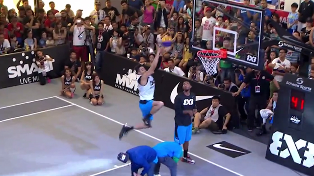 WATCH: Rey Guevarra's Insane Jams To Win The FIBA 3x3 World Tour Manila Masters Dunk-Off