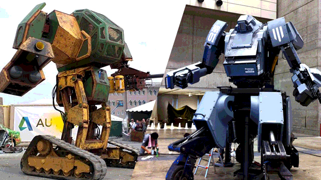 Oh Yes: Japan Accepts USA's Giant Robot Battle Challenge
