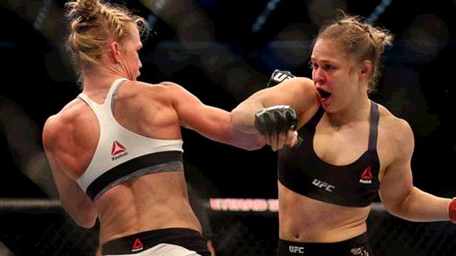 Did Ronda Rousey Predict Her Loss To Holly Holm?