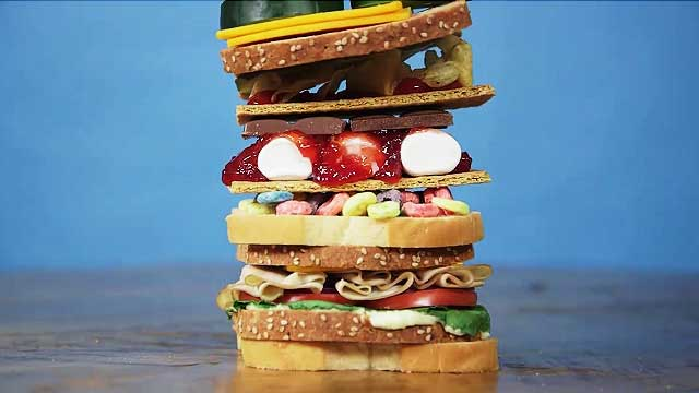 This Video Answers One Of Man's Greatest Mysteries: What Is A Sandwich?