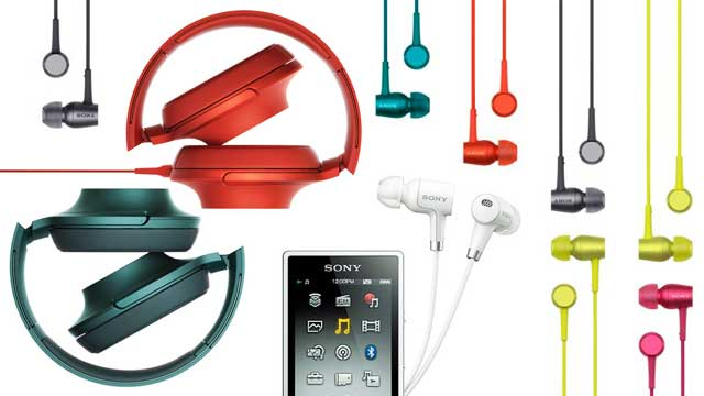 HOT METAL: 4 New Sony Gizmos That Will Upgrade Your Soundtrip Experience