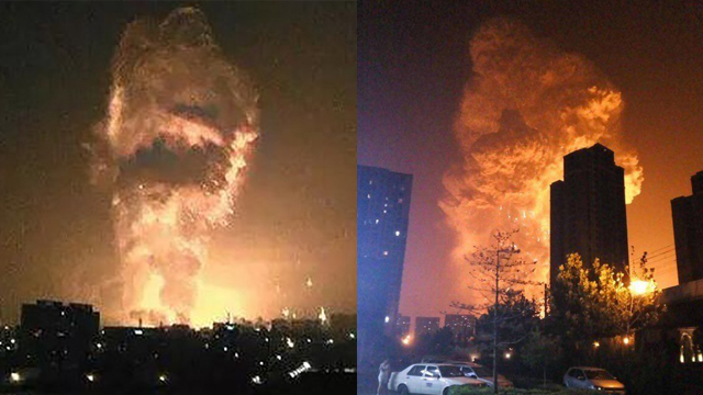 6 Terrifying Videos That Show Just How Destructive The Tianjin Explosions Were