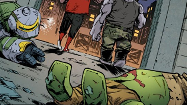 SPOILER ALERT: The Latest Issue Of The TMNT Comics Has A Terrible Twist!