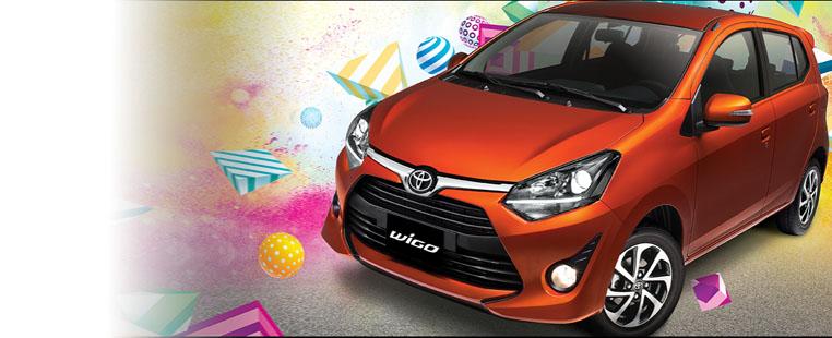 Toyota Wigo 2014