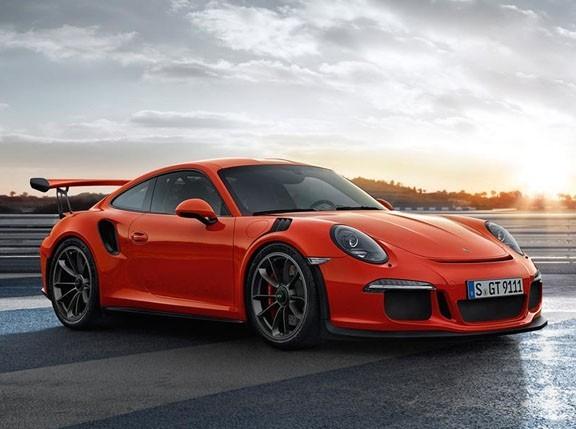 Brand-new Porsche 911 GT3 RS4.0 M/T 2015 For Sale by Porsche ...