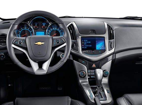 brand new chevrolet cruze 1 8 l m t 2015 for sale by chevrolet