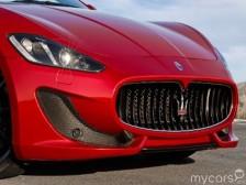 Maserati GranCabrio 2013