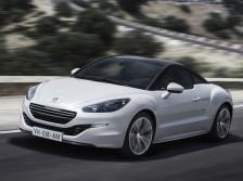 Peugeot RCZ 2015