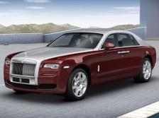 Rolls Royce Ghost 2016