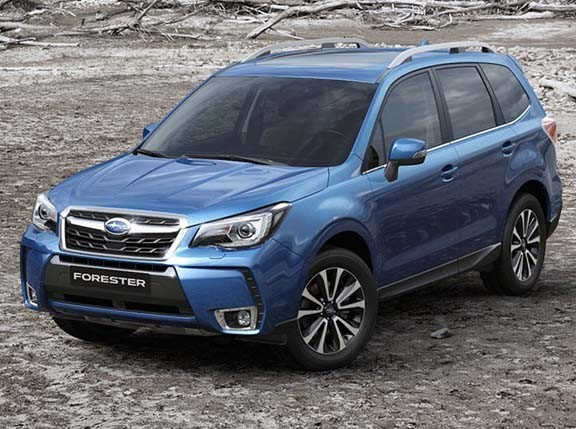 Subaru Forester 2018 Philippines: Price, Specs & Reviews