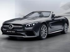 Mercedes-Benz SL-Class 2017