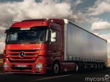 Mercedes-Benz Actros 2013