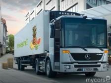 Mercedes-Benz Econic 2013