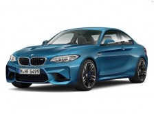 BMW 2 Series Coupe 2015