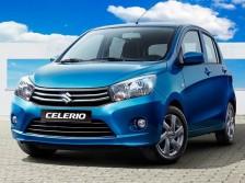 Suzuki Celerio 2015