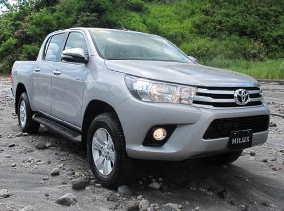 Toyota Hilux 2018 Philippines Price Specs & Reviews