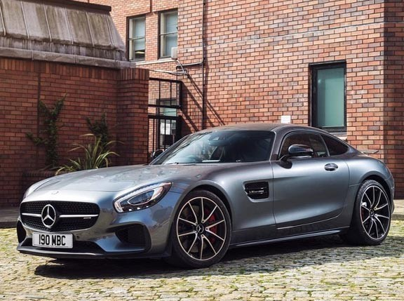 Mercedes benz amg gt 2018 philippines price specs reviews for Mercedes benz price philippines