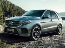 Mercedes-Benz GLE-class 2015