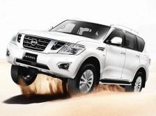 Nissan Patrol Royale 2015