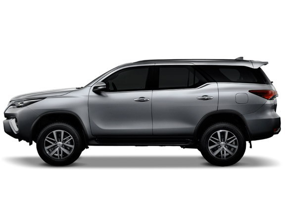 Toyota Fortuner 2016 Www Pixshark Com Images Galleries With A Bite