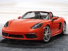 Porsche 718 2016