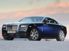 Rolls Royce Wraith 2016