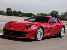 Ferrari 812 Superfast 2018