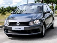 Volkswagen Santana 2018