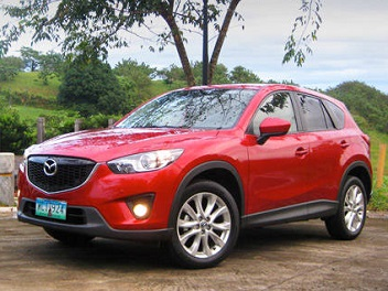 Review: Mazda CX-5 2.5 AWD Sport