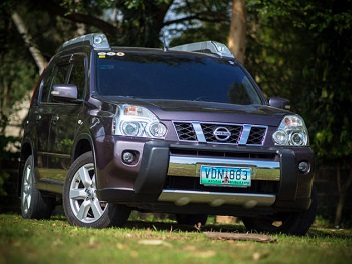 Review: Nissan X-Trail 2.5 4WD CVT
