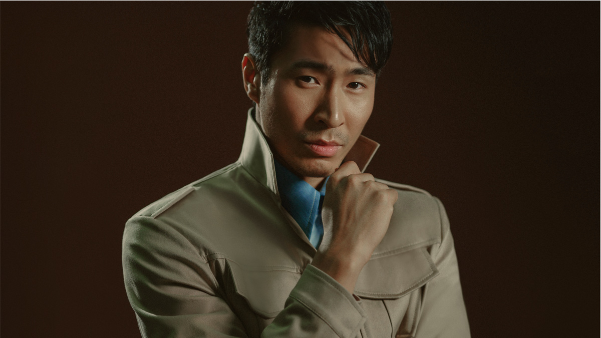 Chris Pang Talks About What It's Like To Play A Crazy Rich Asian