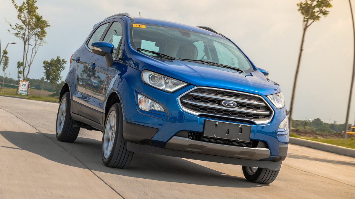 Ford Ecosport 2018 Specs Prices Features