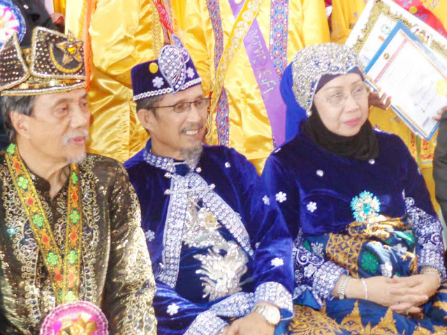 Mindanao Royalty: In the Realm of Muslim Majesties