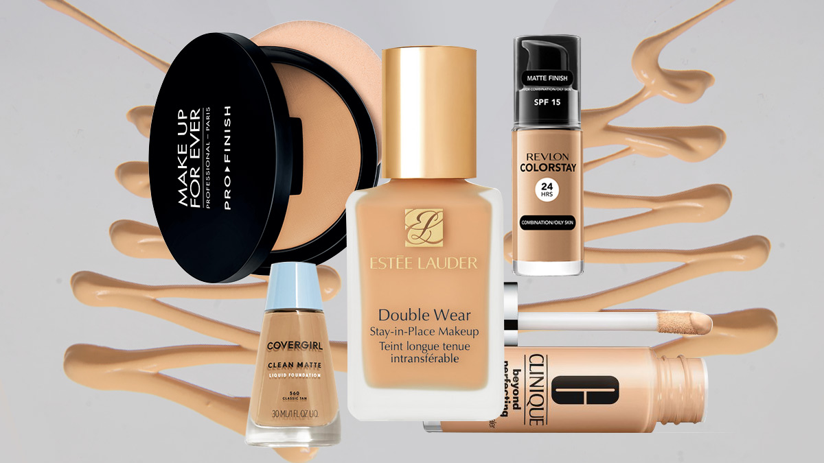 15 Best Matte Foundations For Oily Skin