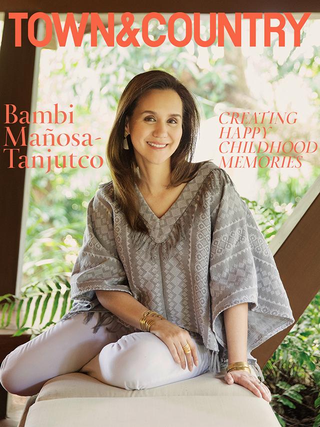 Bambi Manosa Tanjutco Creates Happy Memories for Children of Today