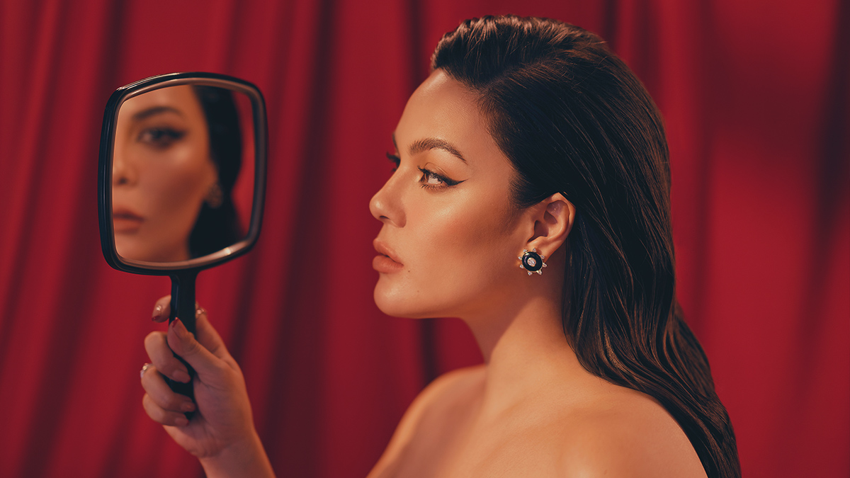 Kc Concepcion Is Comfortable In Her Own Skin And Doesn't Care What You Think