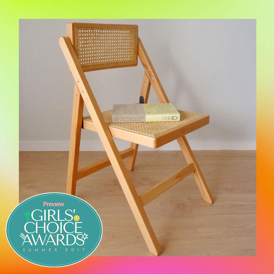 Kuji Foldable Chair By the Form