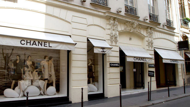 Chanel Is Preparing To Open Its First Spa