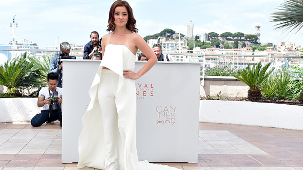 Designers Patty Ang And Boom Sason Talk About Andi Eigenmann's Cannes Looks