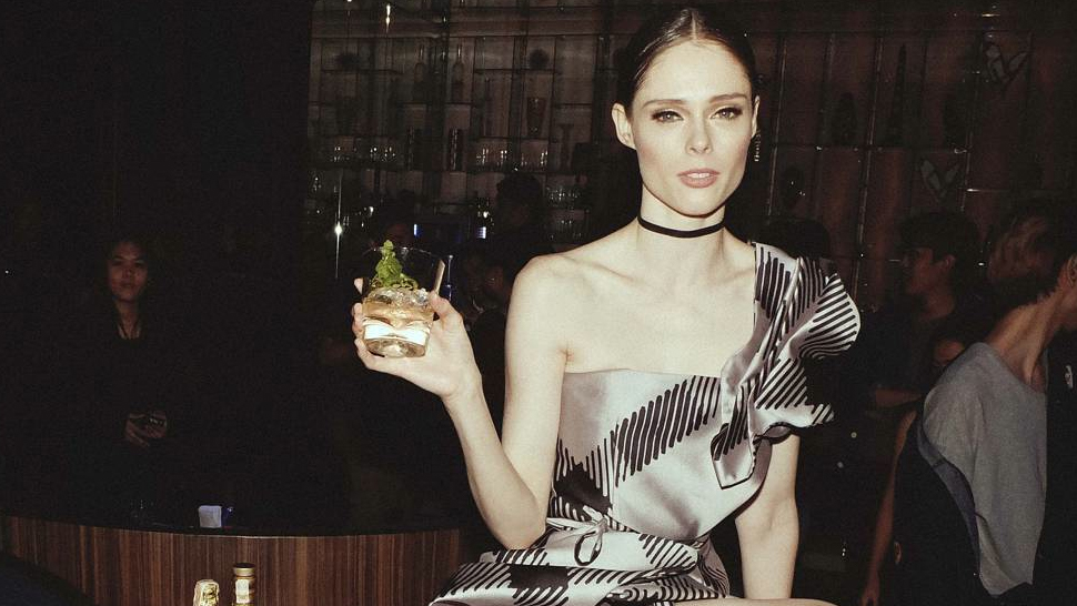 How To Survive A Night Out Partying According To Coco Rocha