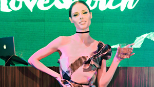 Coco Rocha Parties In Manila!