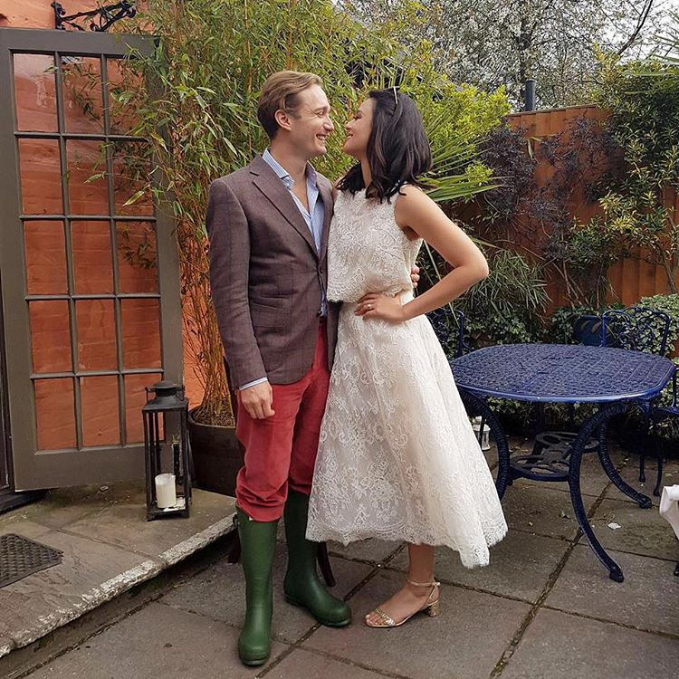 The Shoe All It Girls Wear To Weddings