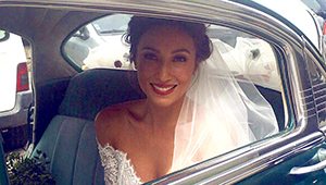Get The Look: Solenn Heussaff's Wedding Day Makeup