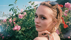 Lily-rose Depp Is The New Face Of Chanel Perfume