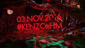 Kenzo Is H&m's Next Designer Collab