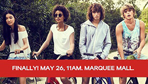 Win As Much As P5000 At The H&m's Marquee Mall Pampanga Opening